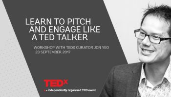 Learn to Pitch and Engage like a TED talker