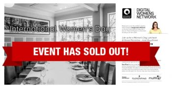 This International Women's Day join us to meet celebrity interior designer Carolyn Burns-McCrave catered by Guy Grossi