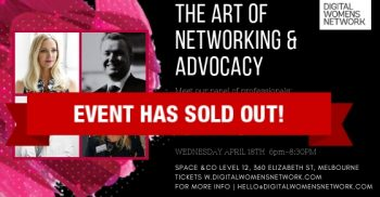 THE ART OF NETWORKING AND ADVOCACY 2018