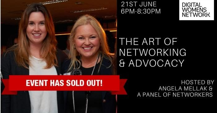 Master the Art of Networking, with Digital Women's Network