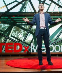 Learn to Pitch and Engage like a TED talker with Jon Yeo, curator TEDXMelbourne