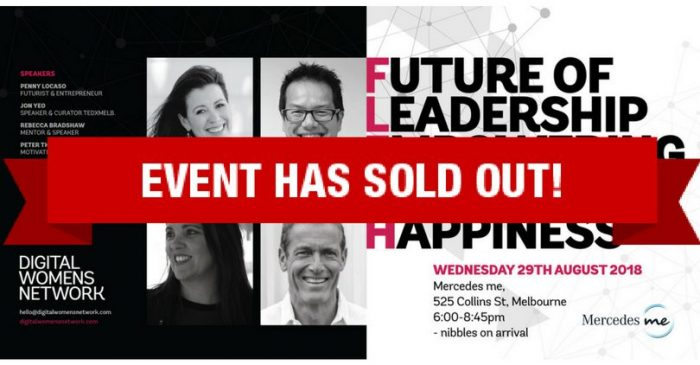FUTURE OF LEADERSHIP EMPOWERING SUCCESS & HAPPINESS