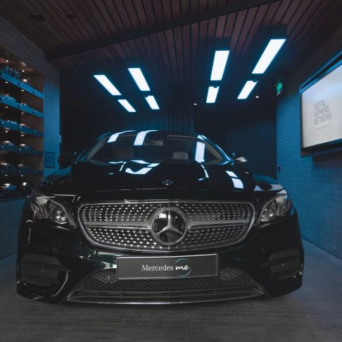 Mercedes me Digital Women's Network Beyond Digital