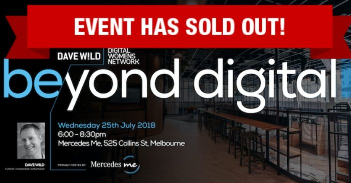 Beyond Digital with Futurist Dave Wild & Digital Women's Network