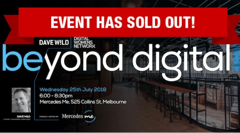 Beyond Digital with Futurist Dave Wild & Digital Women's Network