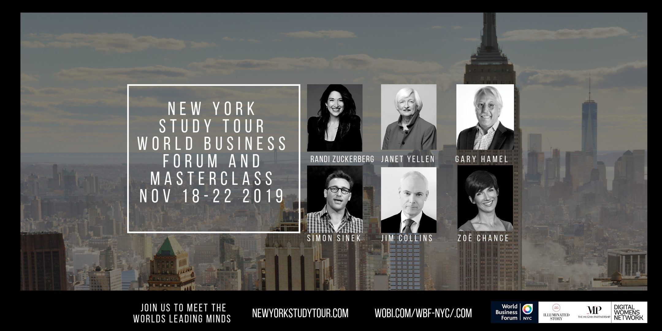 NEW YORK STUDY TOUR FOR BUSINESS INNOVATION & LEADERSHIP