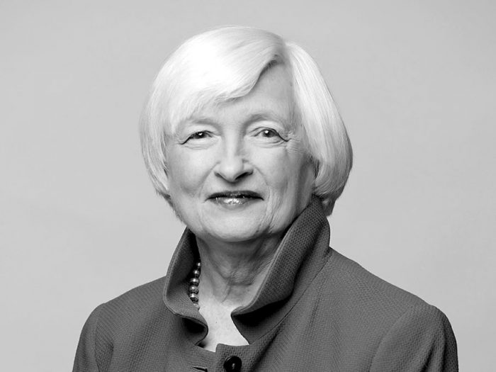 Dr. JANET L. YELLEN