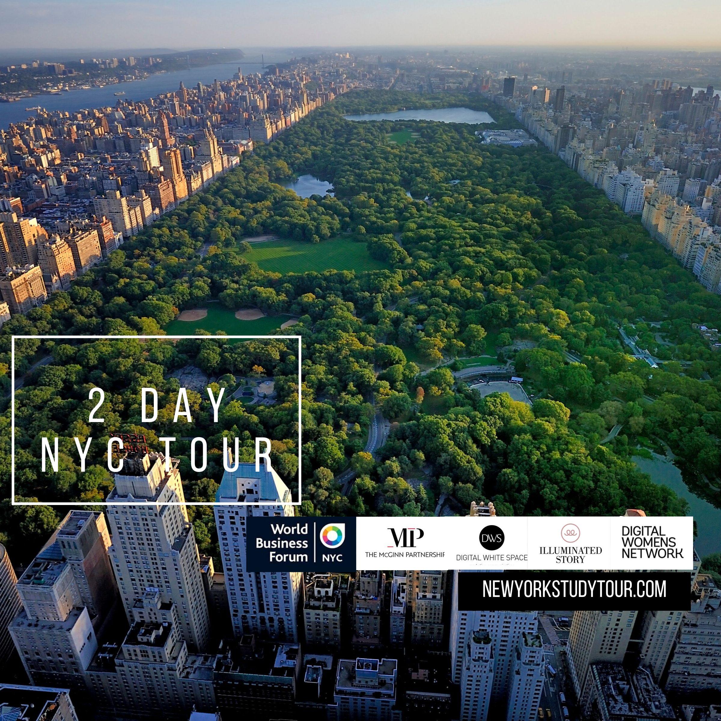 New York Study Tour Express- 2 Days