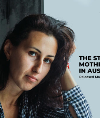 The state of motherhood in Australia by Katrina McCarter